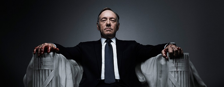 I 5 buoni motivi per recuperare House of Cards