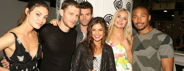 Comic-Con 2014: Il panel di The Originals