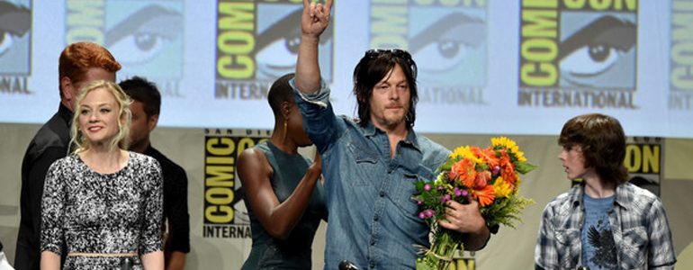Comic-Con 2014: Il panel di The Walking Dead