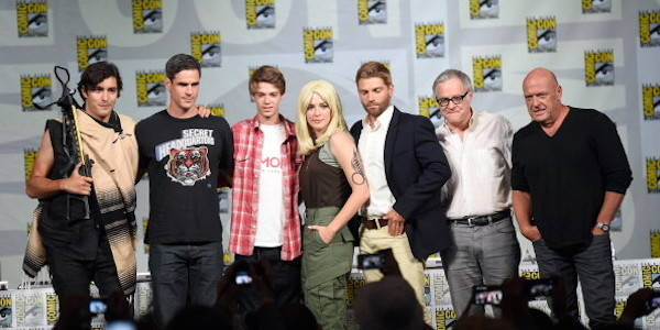 Comic Con 2014 : il panel di Under the Dome