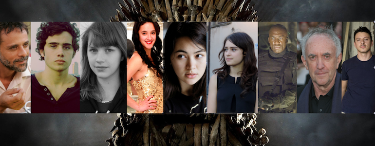 Game of Thrones:  i nuovi personaggi annunciati al Comic-Con 2014