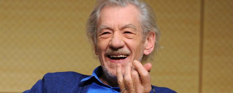 Sir Ian McKellen apparirebbe volentieri in Glee