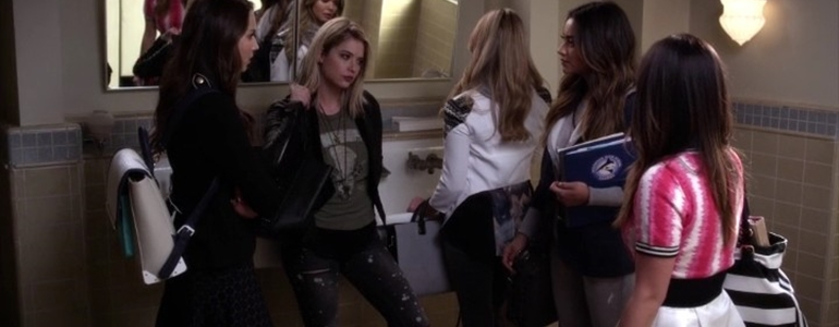 Pretty Little Liars: Recensione dell'episodio 5.07 – The silence of E.Lamb
