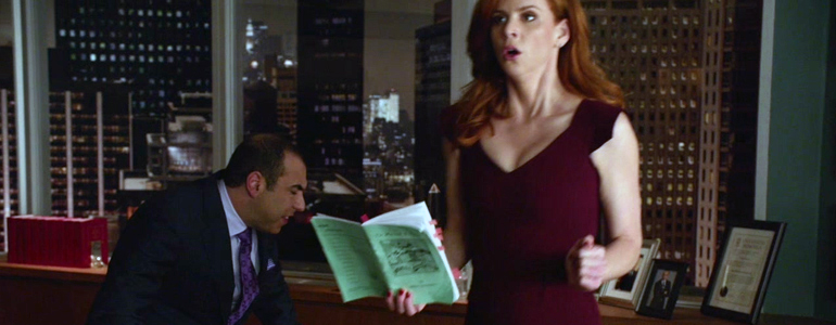 Suits: recensione dell'episodio 4.05 – Pound of Flesh