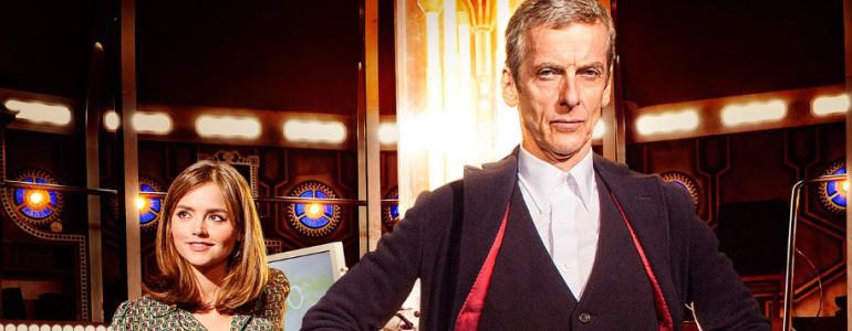 Doctor Who: Jenna Coleman parla del suo ruolo nella serie