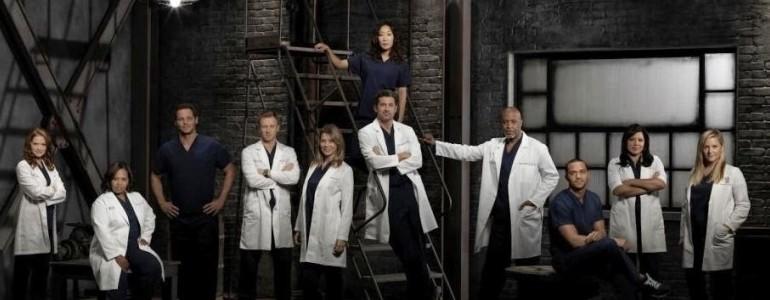Grey's Anatomy: le prime immagini di Geena Davis sul set
