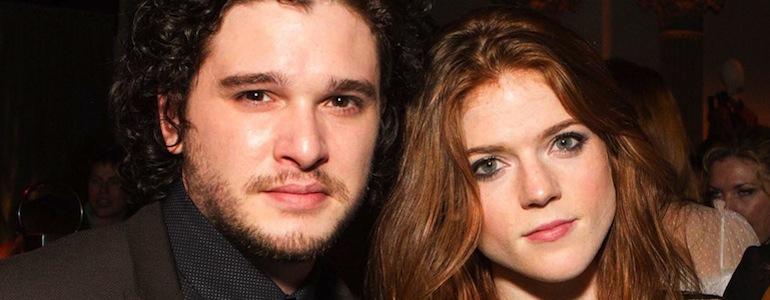 Game of Thrones: Rose Leslie smentisce il ritorno di fiamma con Kit Harington