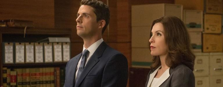 The Good Wife: Recensione dell'episodio – 6.01 The Line