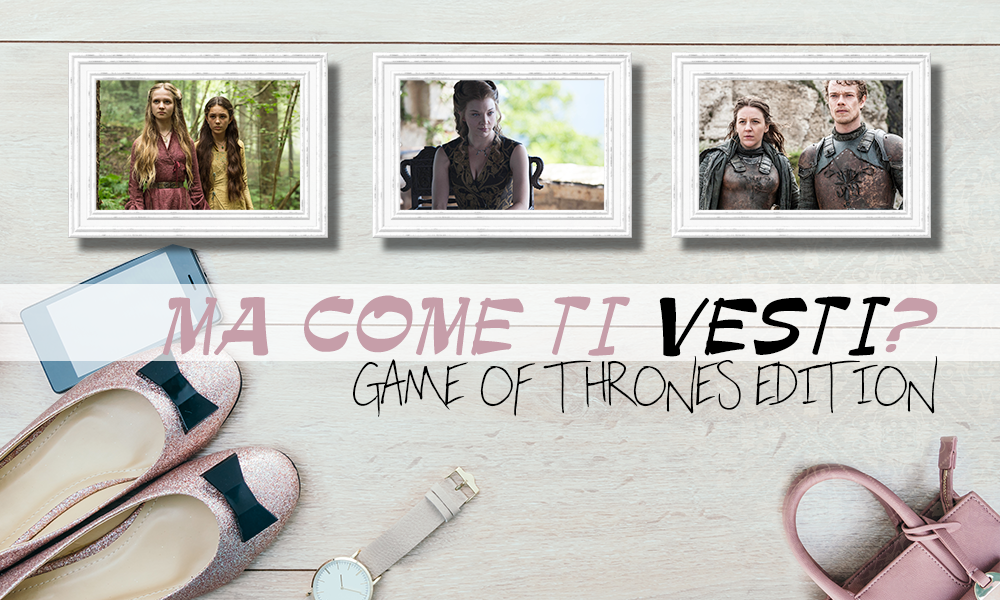 game of thrones vestiti