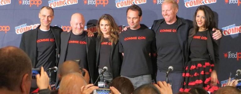 The Americans: Anticipazioni sulla terza stagione dal New York Comic Con