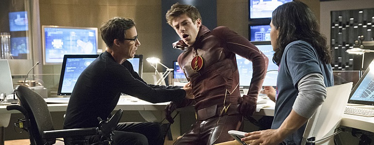 The Flash: Recensione episodio 1.03 – Things you can't outrun