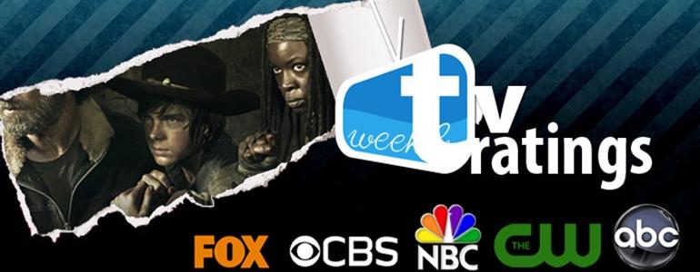Weekly TV Rating: top e flop. Cancellazioni, semicancellazioni e zombie che spaccano tutto
