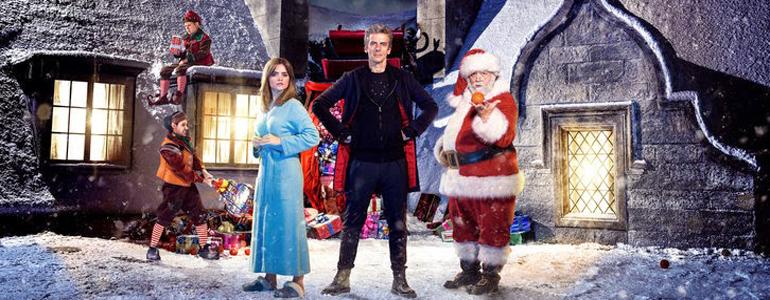 Doctor Who: anticipazioni sull'episodio natalizio Last Christmas e il futuro di Clara