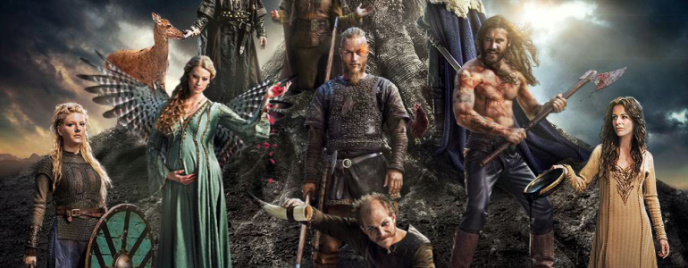 Vikings: i cinque motivi per recuperare la serie