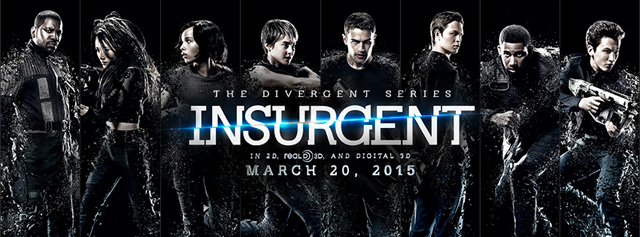The Divergent Series: Insurgent, il trailer ufficiale