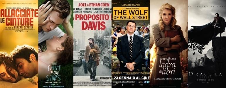 Le Top: le 10 recensioni cinematografiche del 2014