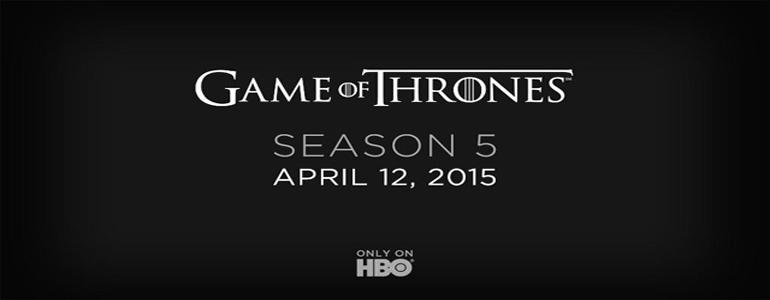 Game of Thrones: disponibile il trailer della quinta stagione