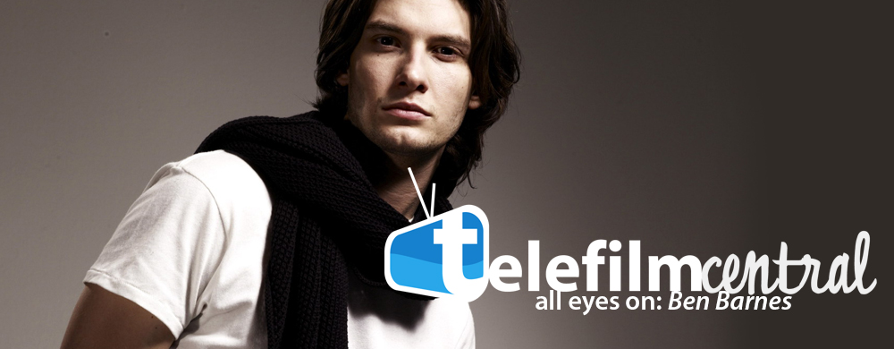 All Eyes On: Ben Barnes