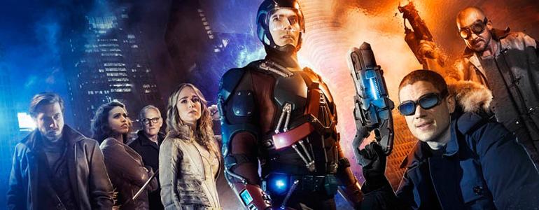 Legends of Tomorrow: La data della premiere e il trailer