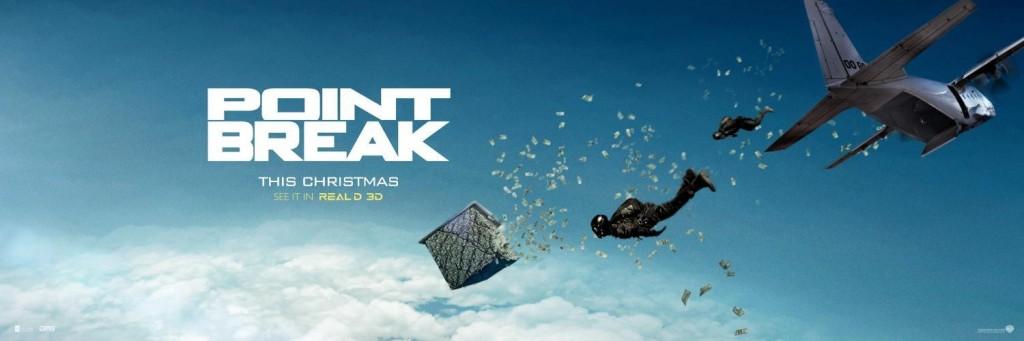 Point Break: primo trailer del remake del film cult