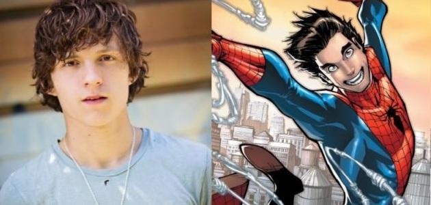 Tom Holland è il nuovo Spider-Man!