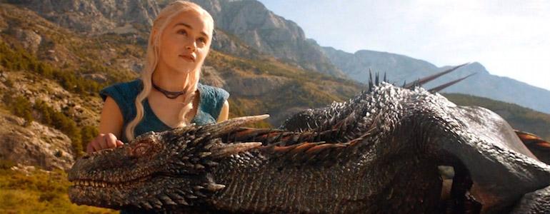 Game of Thrones: Emilia Clarke parla della nomination agli Emmy e della prossima stagione