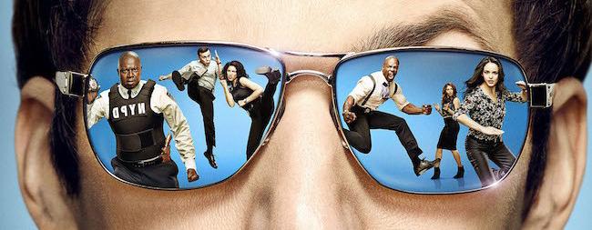 Brooklyn Nine-Nine: Nel poster della terza stagione le dimensioni 'contano'