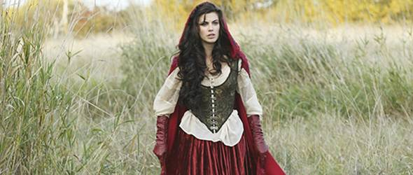 Once Upon A Time: Meghan Ory torna a vestire i panni di Cappuccetto Rosso