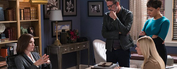 The Good Wife: Recensione dell'episodio 7.05 – Payback