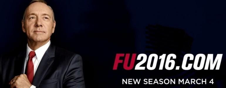 House of Cards: La stagione 5 arriverà nel 2017