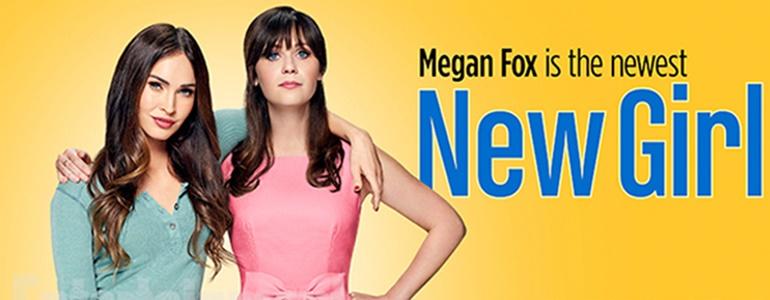 New Girl: Megan Fox sostituirá Zooey Deschanel temporaneamente, eccola nel trailer del prossimo episodio!