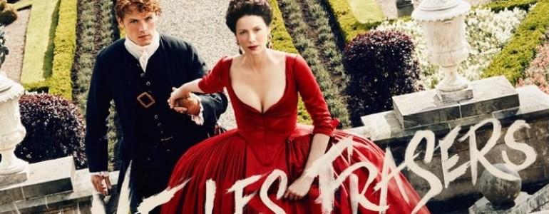 Outlander: trailer e foto e data della premiere della seconda stagione