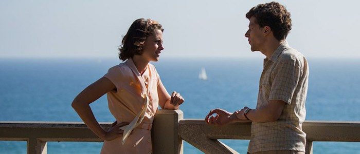 Café Society: Il nuovo film di Woody Allen debutta a Cannes, nel cast Kristen Stewart e Jesse Eisenberg