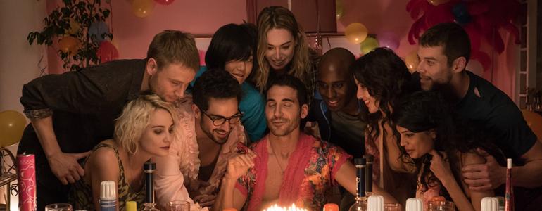 Sense8: prime foto ufficiali, dietro le quinte e il diario della seconda stagione