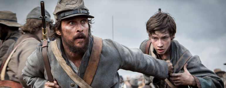 Free State of Jones: ecco il trailer del prossimo film con Matthew McConaughey