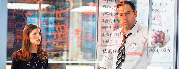 The Accountant: il trailer del film con Ben Affleck e Anna Kendrick