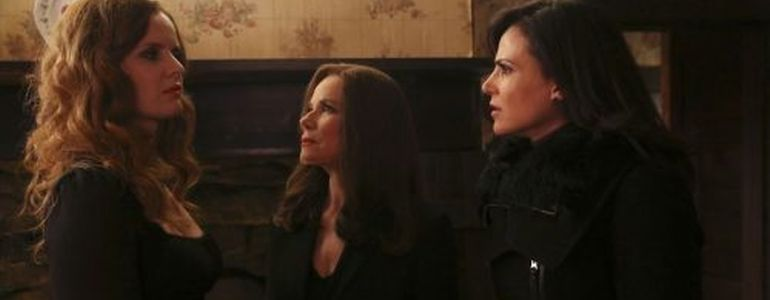 Once Upon a Time: Recensione dell' episodio 5.19 – Sisters