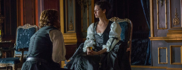 Outlander: Citriona Balfe parla della perdita di Claire