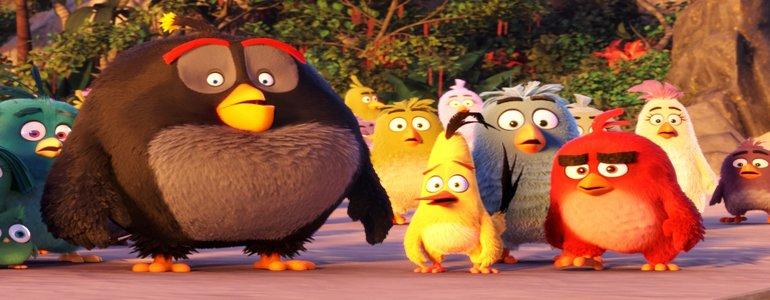 Angry Birds – Il film: la recensione del film con Jason Sudeikis e Josh Gad