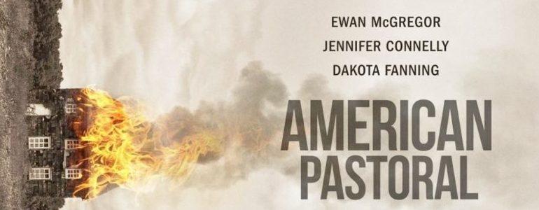Pastorale Americana: il libro di Philip Roth diventa un film diretto da Ewan McGregor, ecco il trailer!