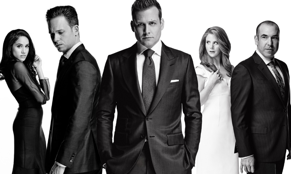 suits migliori episodi serie tv