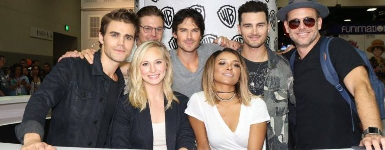 The Vampire Diaries: Novità e anticipazioni dal panel  del San Diego Comic-Con 2016