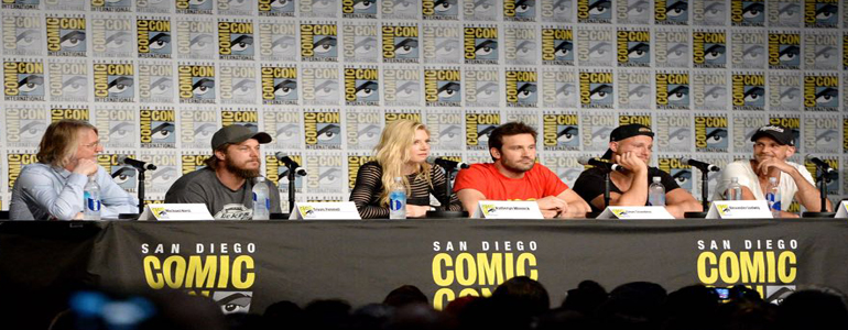 San Diego Comic Con 2016: Panel e trailer di Vikings
