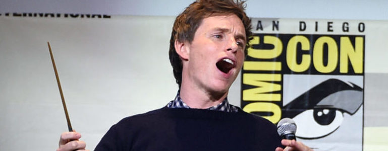 San Diego Comic Con 2016: Fantastic Beasts and Where to Find Them