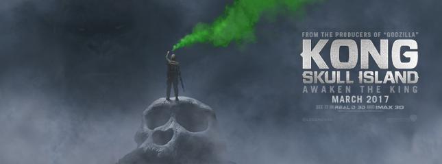 Kong: Skull Island, il primo trailer del film con Tom Hiddleston, Samuel L. Jackson e Brie Larson