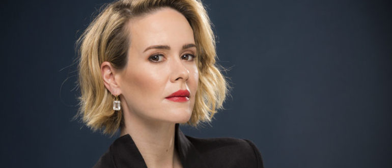 "Sarah Paulson sarà Geraldine Page nella nuova serie di Ryan Murphy ""Feud"""