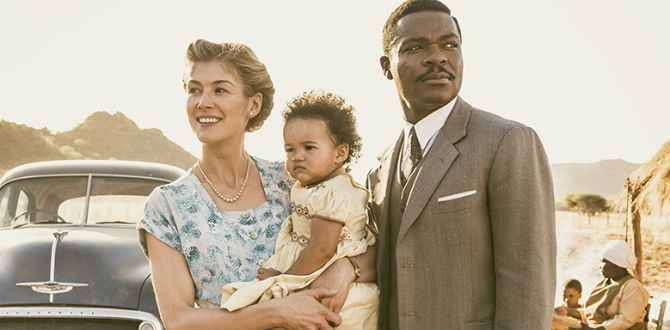 A United Kingdom: ecco il trailer del film con Rosamund Pike e David Oyelowo