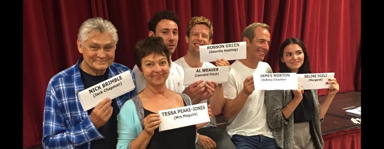 Grantchester: Iniziate le riprese della terza stagione