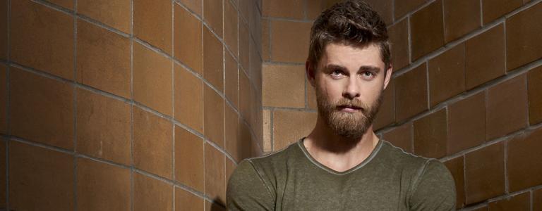 Blindspot: intervista a Luke Mitchell sul suo nuovo personaggio