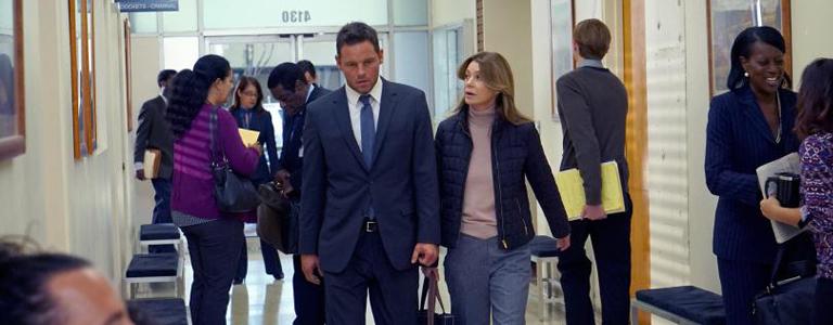 Grey's Anatomy: recensione dell'episodio 13.02: Catastrophe and the cure